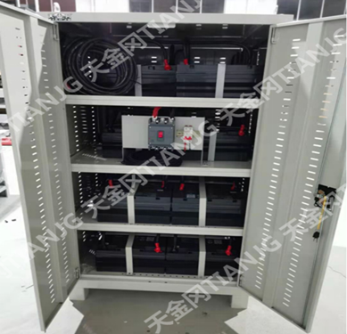 专业定制移动电池柜 性能齐全满足企业发展【天金冈】