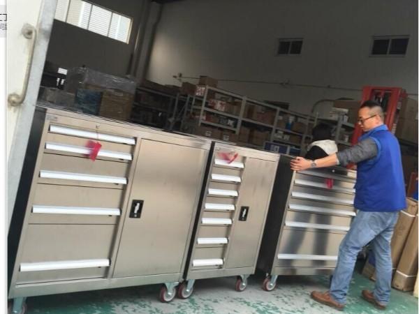 苏州不锈钢工具柜-生产厂家电话?【天金冈】