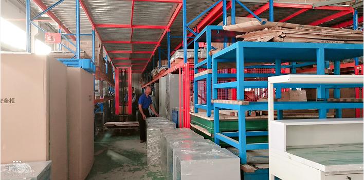 如何营造整洁干净的仓库?