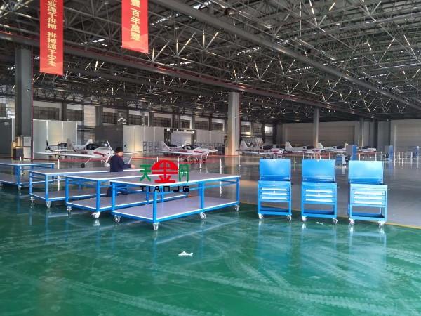 天金冈工具柜生产厂家--客户场景
