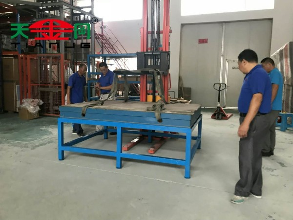 工厂钳工桌工作台