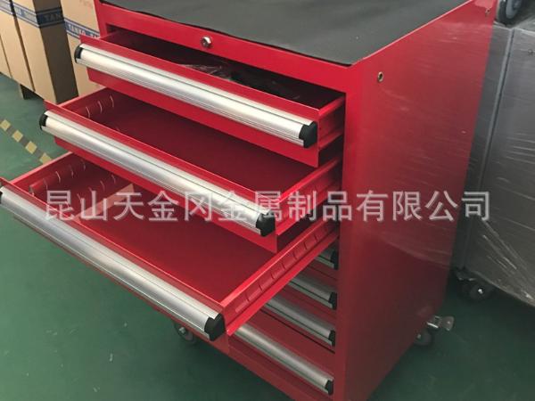 上海工具柜生产厂家工具柜的价格,为什么差别那么大?[天金冈]