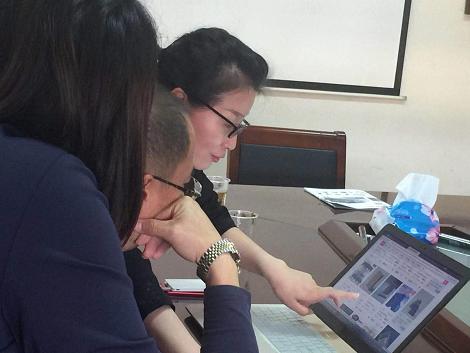工具柜厂家天金冈、上海悦家双方就打造网销之路做推广方案