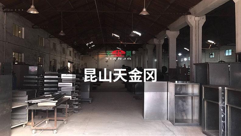 为何工具柜厂家天金冈选择冷轧钢板制作柜子?