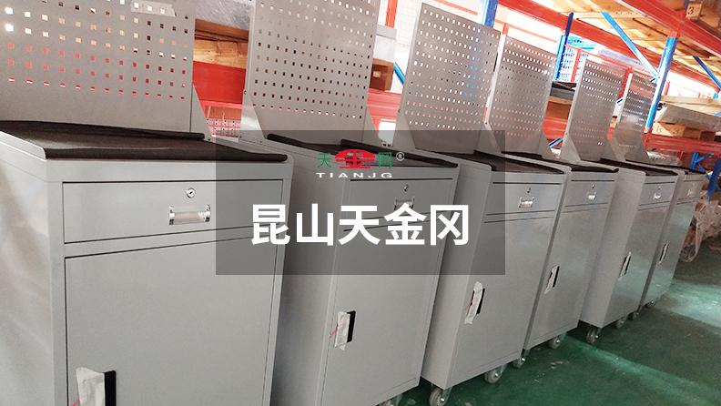 工具柜厂家天金冈选择冷轧钢板有哪些原因?
