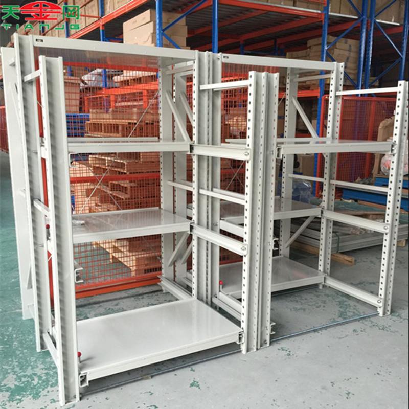 仓储货架常用材质
