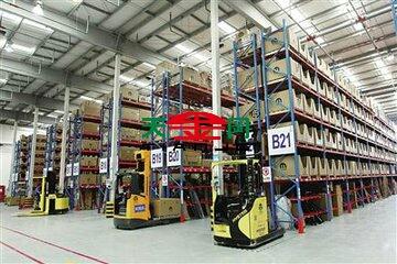 重型仓储货架种类