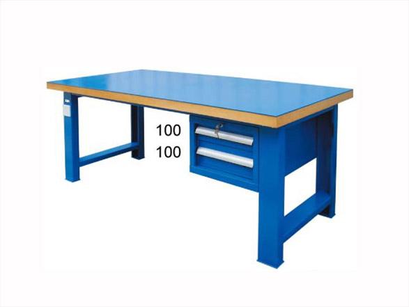 钢板工作桌