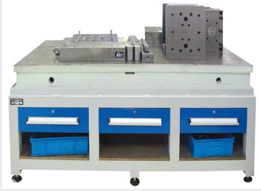 工具柜厂家天金冈今日普及铸铁平台变形解决方法
