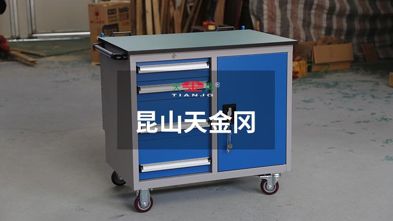 中国科技大学定制工具柜选择与昆山天金冈合作。