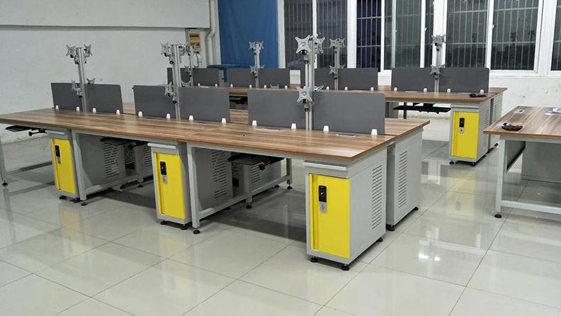 天金冈实验桌--中国科技大学应用场景