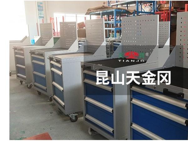 上海工具柜工厂怎么样让车间规范化?【天金冈】