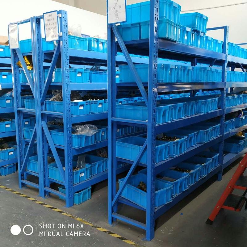 仓储中型零件盒货架
