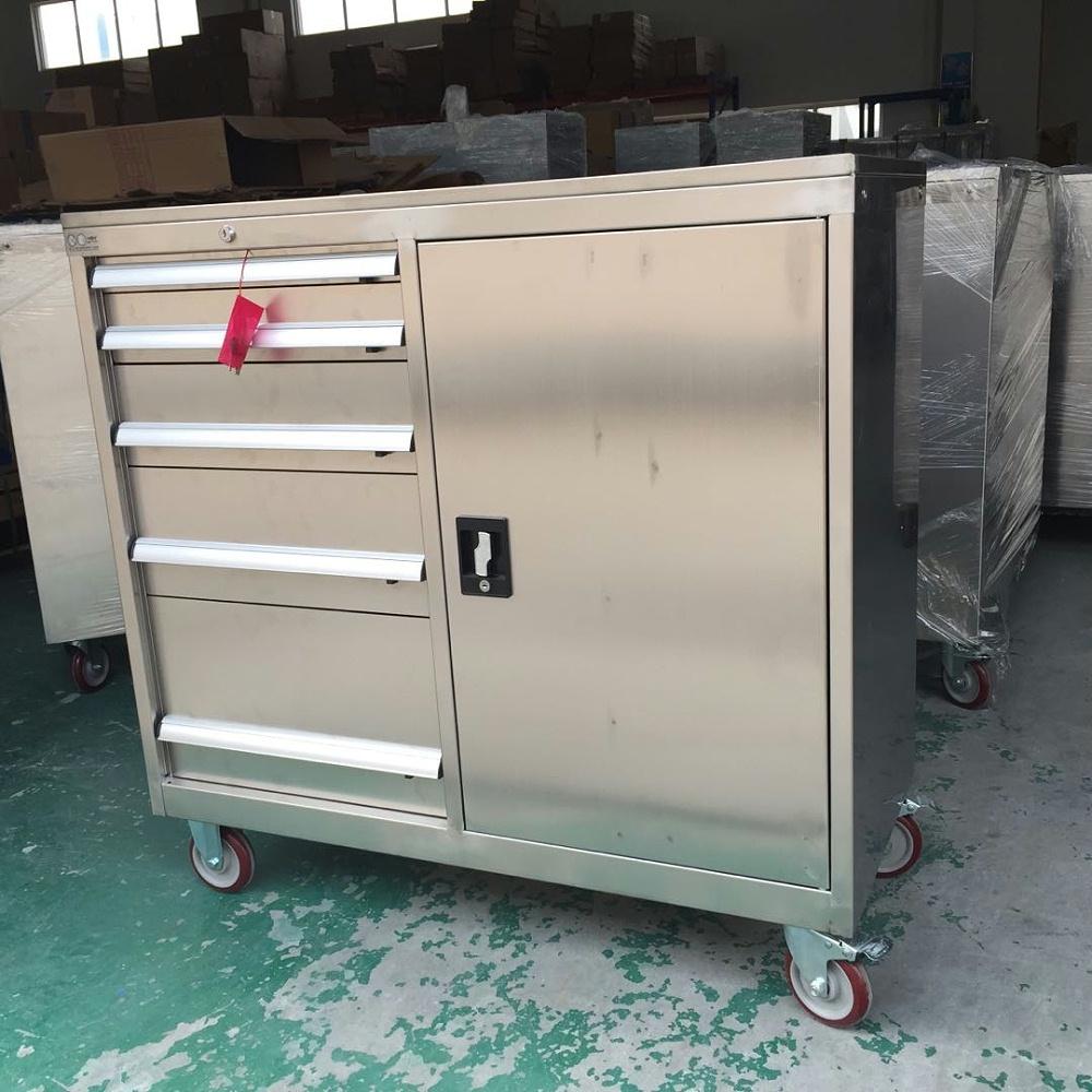 不锈钢单门工具柜