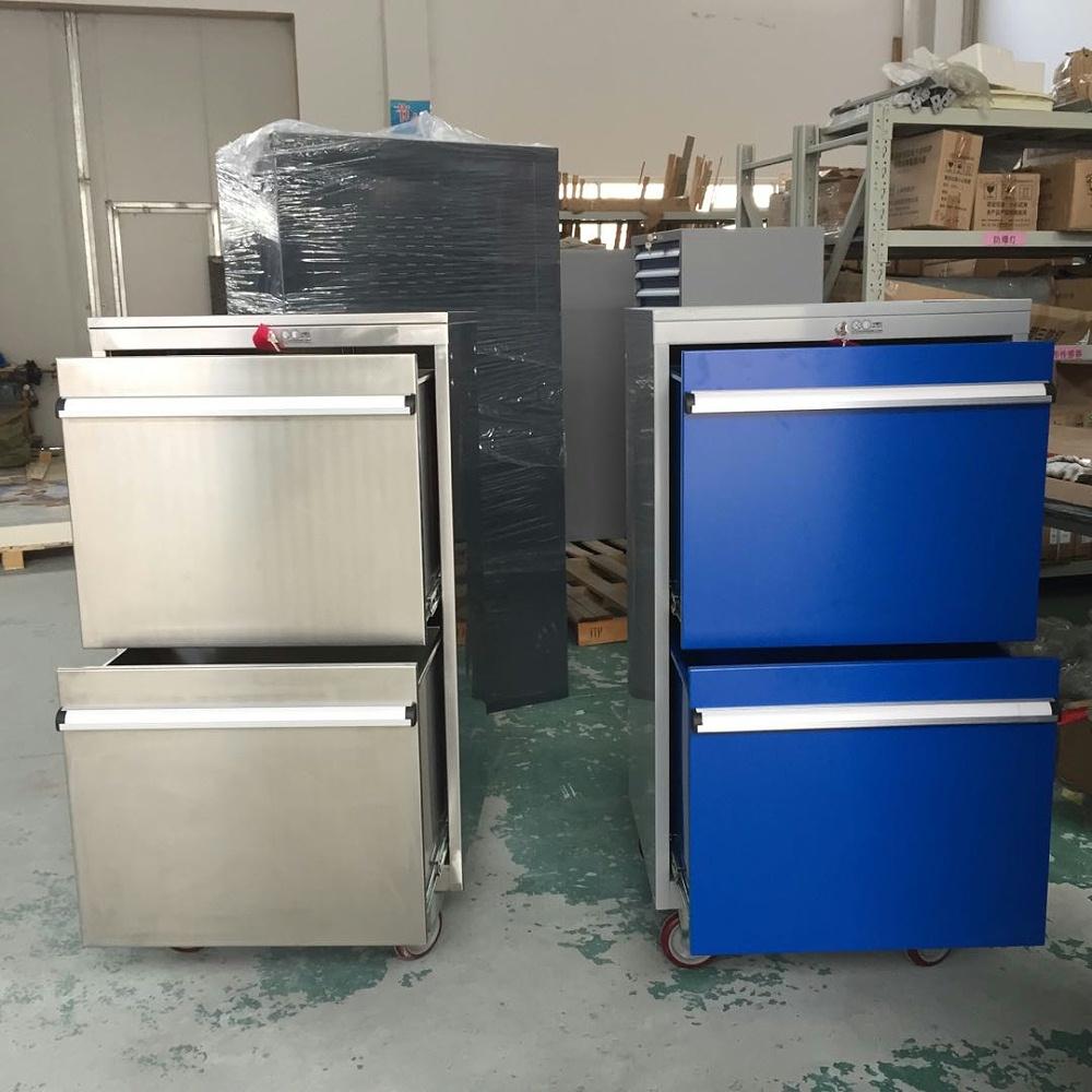不锈钢工具柜车