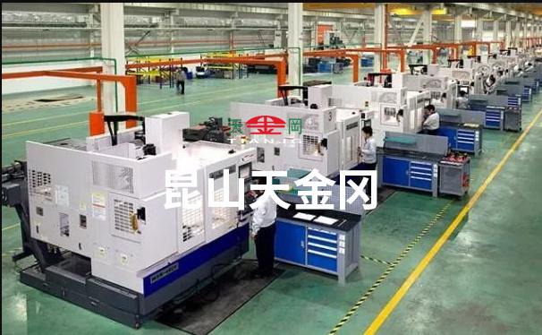 工具柜厂家天金冈始终秉承绿色环保理念,打造绿色工厂