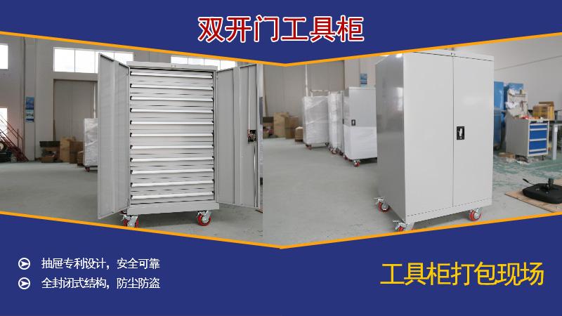 重庆双开门工具柜-天金冈