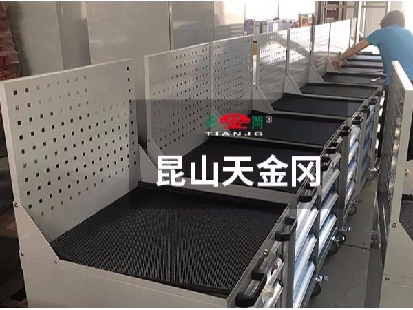 哪里卖钳工工具柜,年产17000台厂家天金冈,现货发!