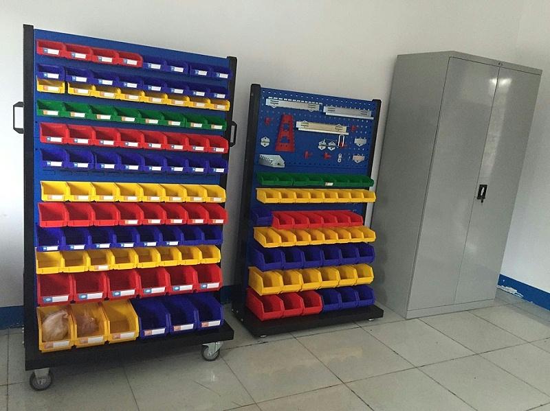 生产物料盒