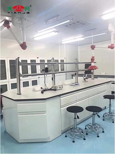 实验室如何规划?看看工具柜厂家天金冈为某实验室规划的场景图就够了