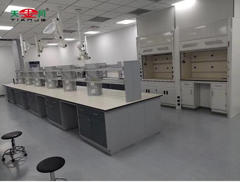 工具柜厂家天金冈潜心研发实验台、智能柜,旨在实验室健康持续发展