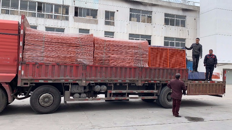 科森科技昆山工厂货架项目
