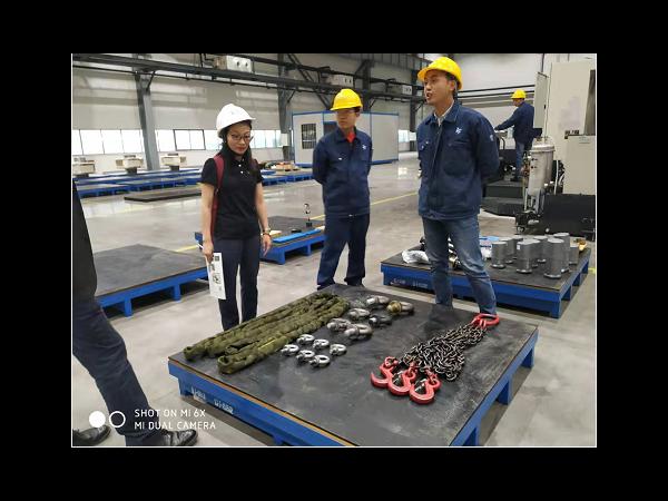 工具柜厂家天金冈为某风电企业提供车间规划方案!